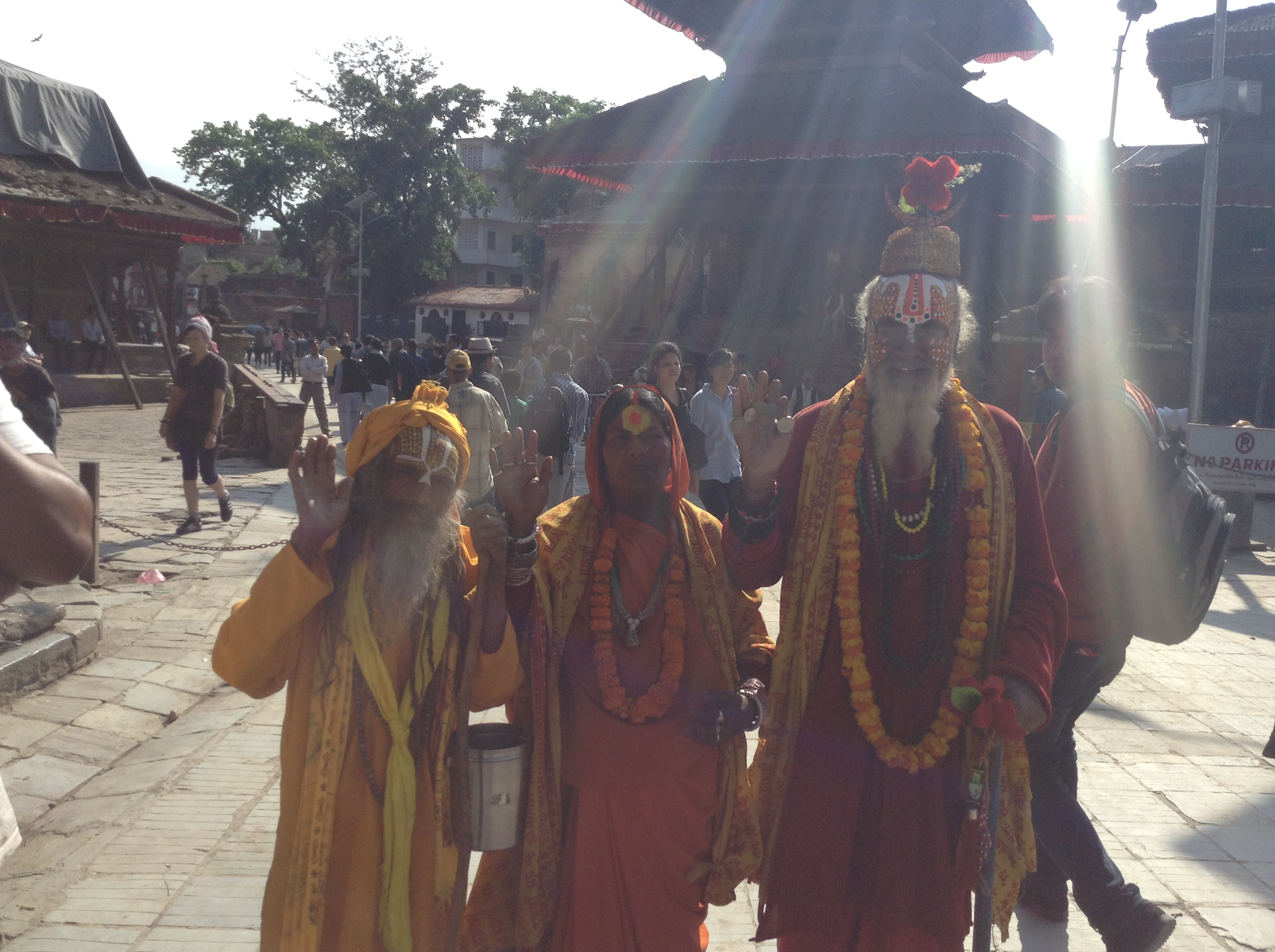 Nepal, Nepal earthquake, holy men, travel, travel to Nepal, Nepal travel