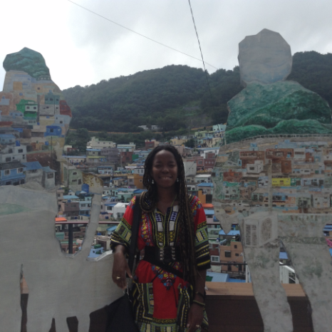 Gamcheon Culture Village, South Korea