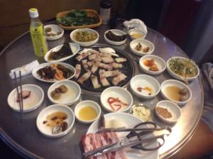 south korean barbecues, barbecuesm south korea, korea, barbecues