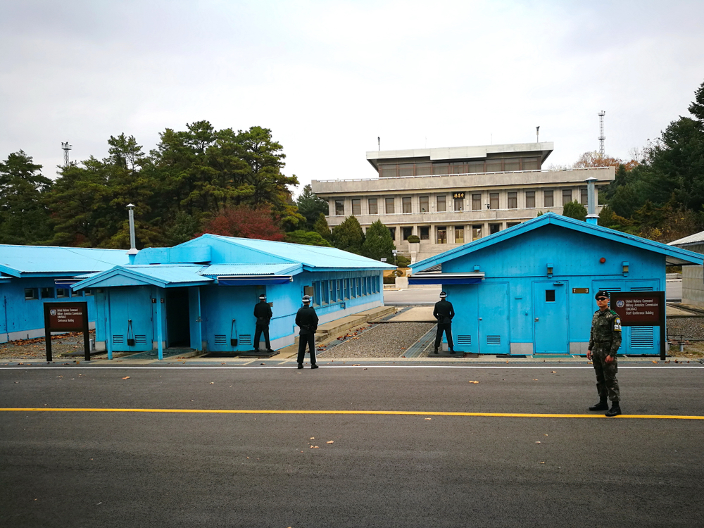 Truce Village, Korea