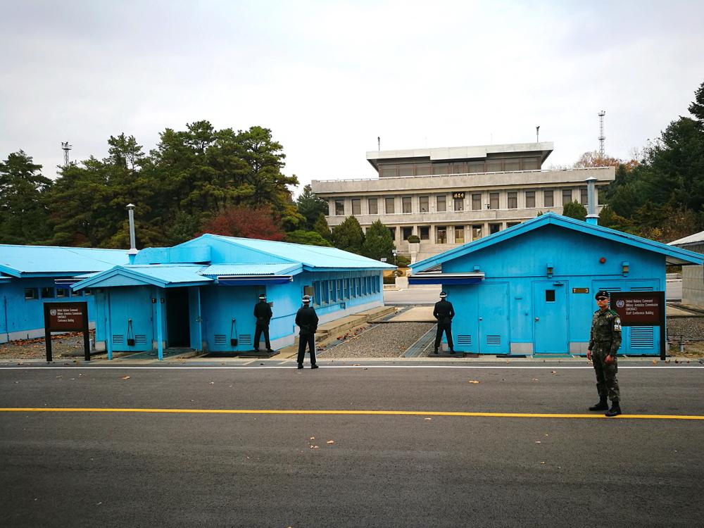 Truce Village, Korea