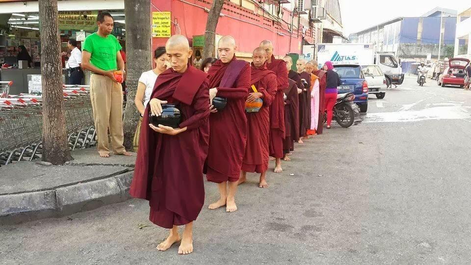 Myanmar, Sayadaw Ashin Ottamathara