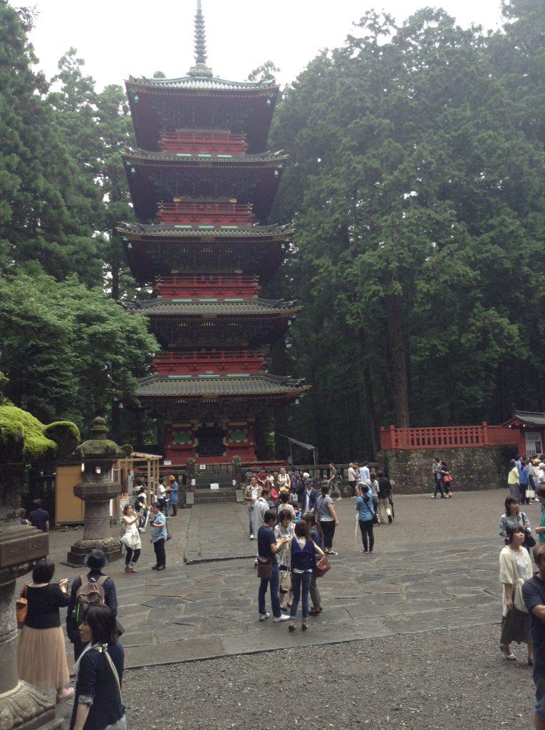 Nikko park, Japan