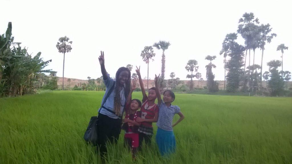 Myanmar village, Myanmar