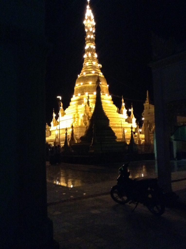 temple, Myanmar,