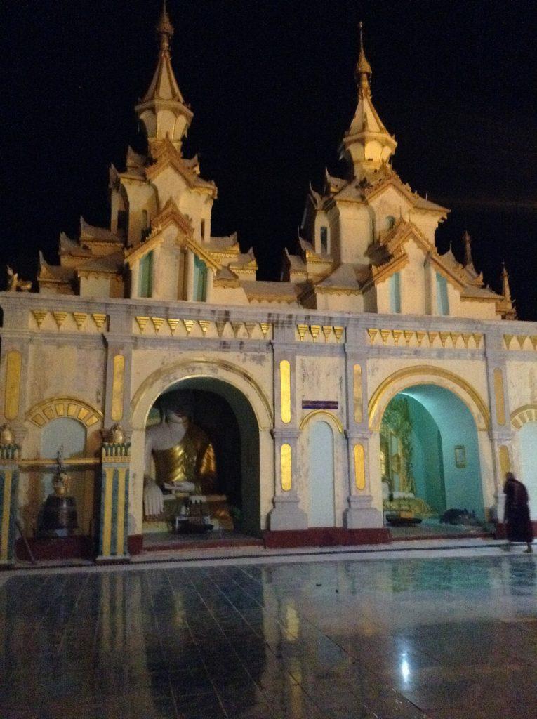Myanmar, temples