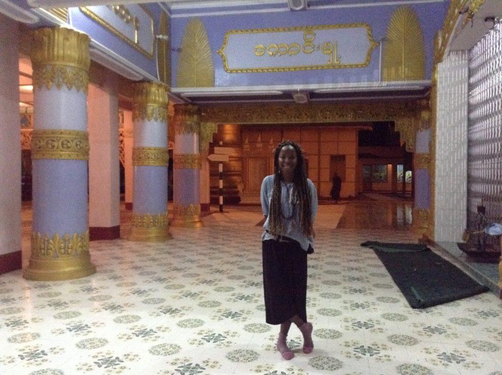 Myanmar temple, Myanmar