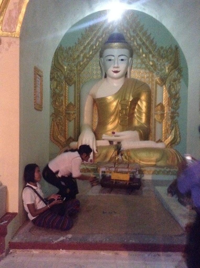 buddha, Myanmar, temples,