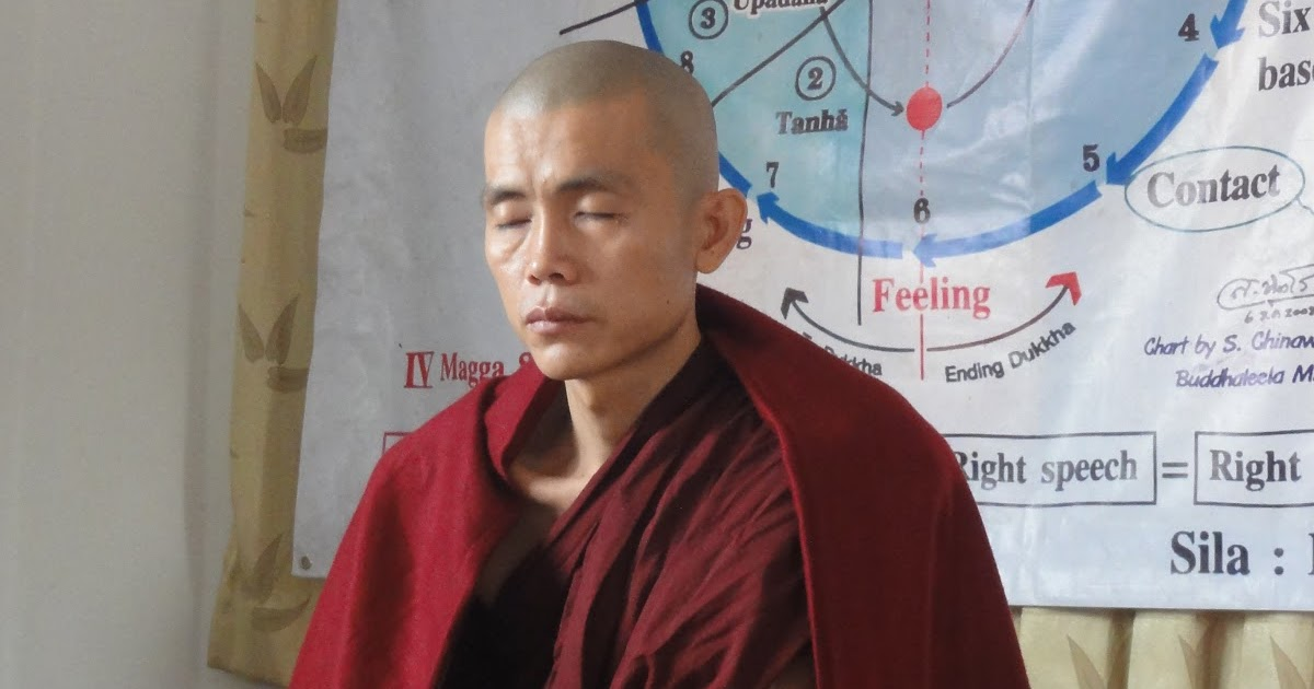 Sayadaw Ashin Ottamathara, Myanmar