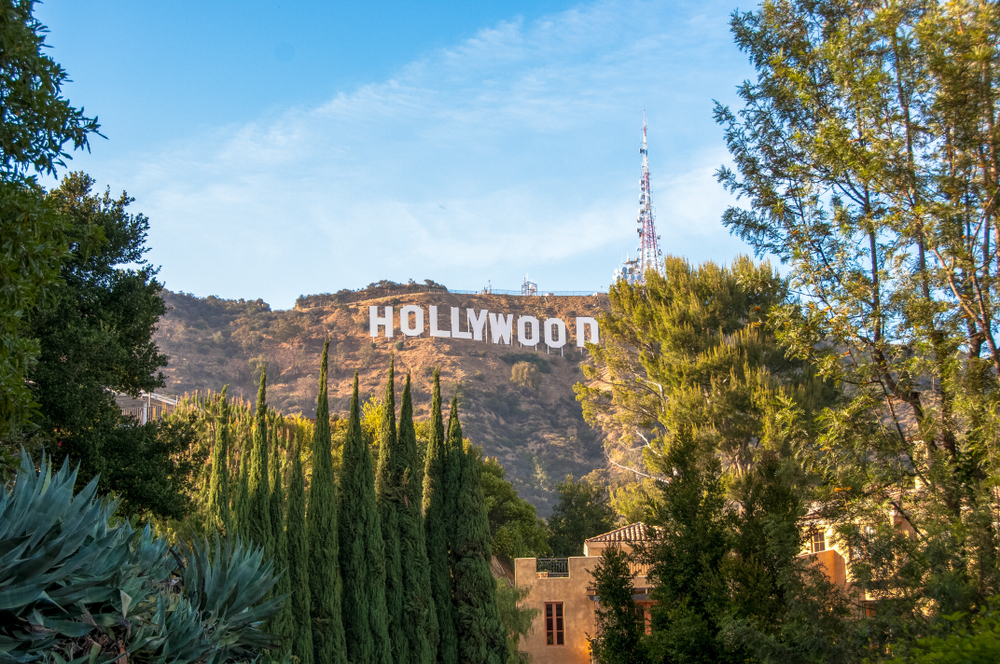 Hollywood, Los Angeles, west coast holiday itinerary