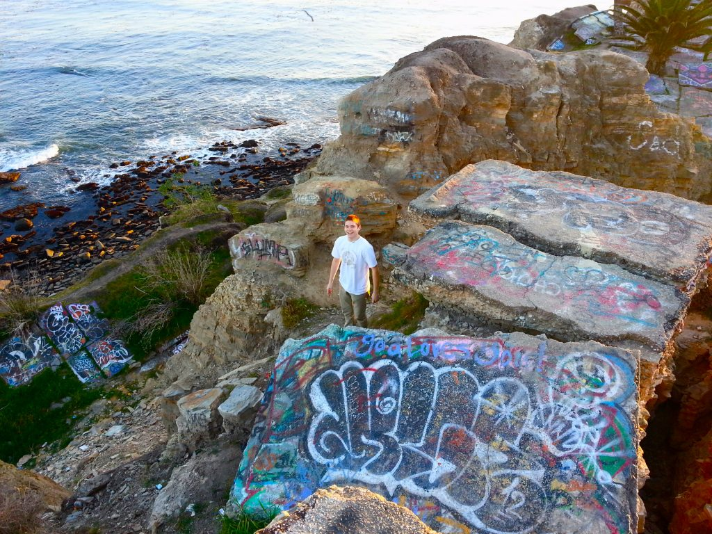 Sunken City, West Coast Holiday Itinerary