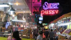 red light district bangkok