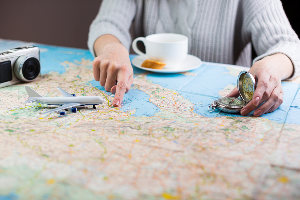how to plan a solo backpacking trip,