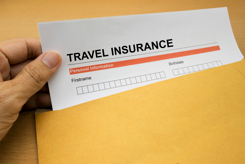 how to plan a first trip abroad, travel insurance