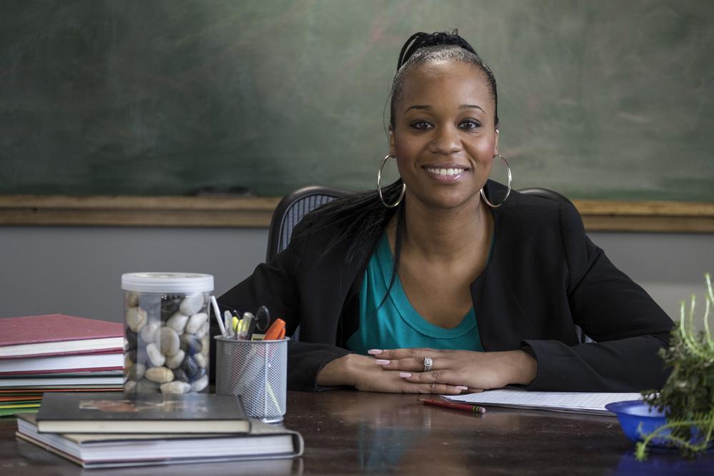 black teachers in china