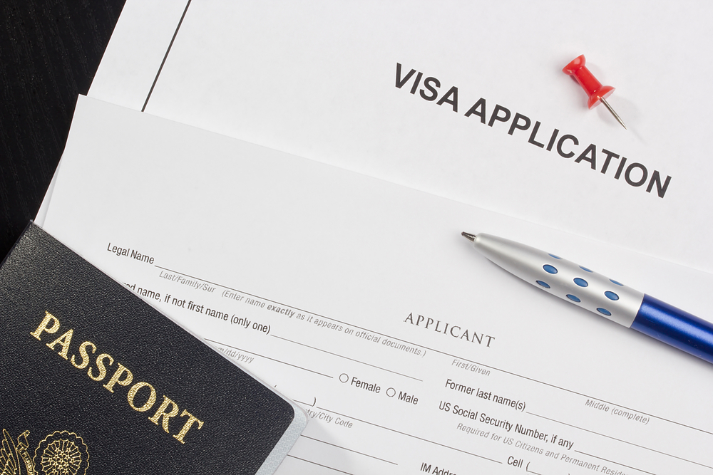 visa, how to plan a first trip abroad