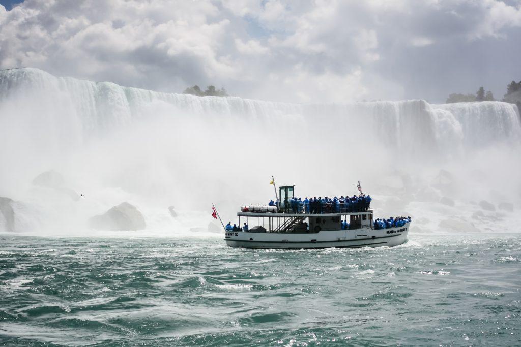 niagra falls, canada, boat tours