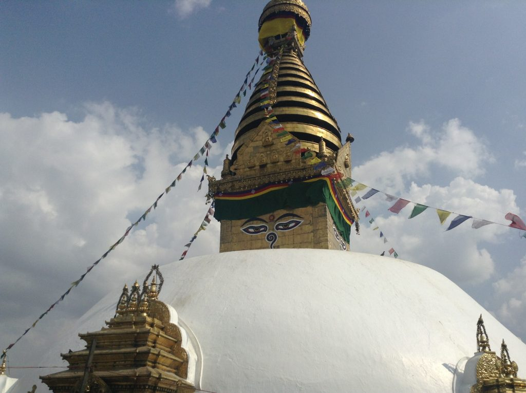 nepal, temple, buddhist temples, first time backpacking advice