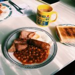 A Full English Breakfast by Lara Tomlinson