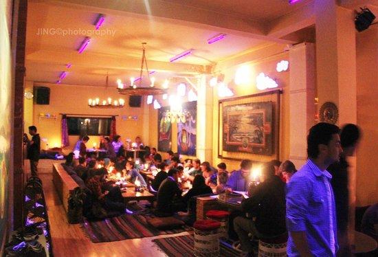 or2k restaurant, nepal