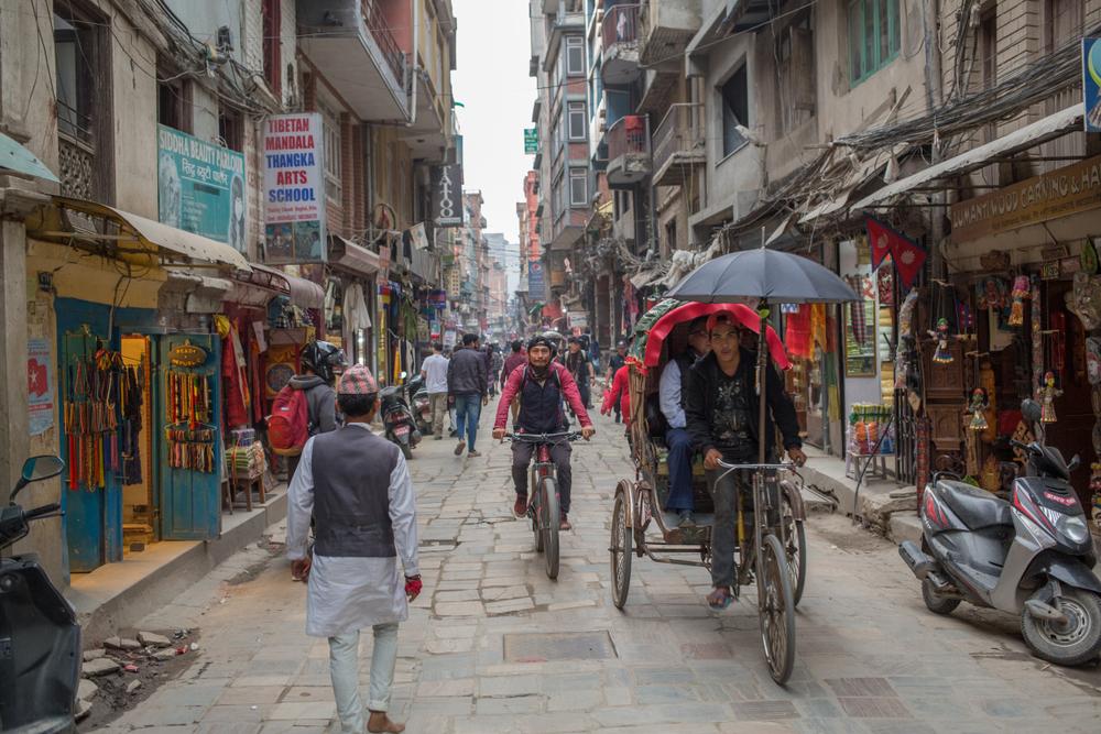 nepal, kathmandu, , first time backpacking advice
