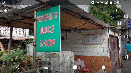 wendy juice shop nepal google tripadvisor
