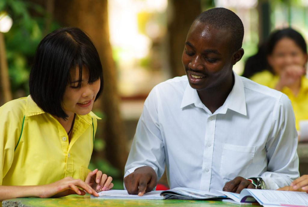 black TEFL teacher, make money while traveling the world