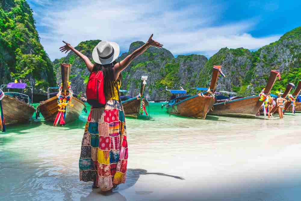 best places to travel alone in asia
