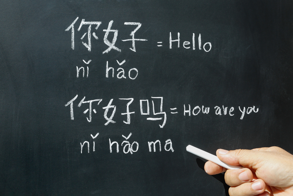 learn chinese, black teachers in china