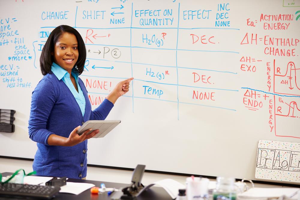 black TEFL teachers