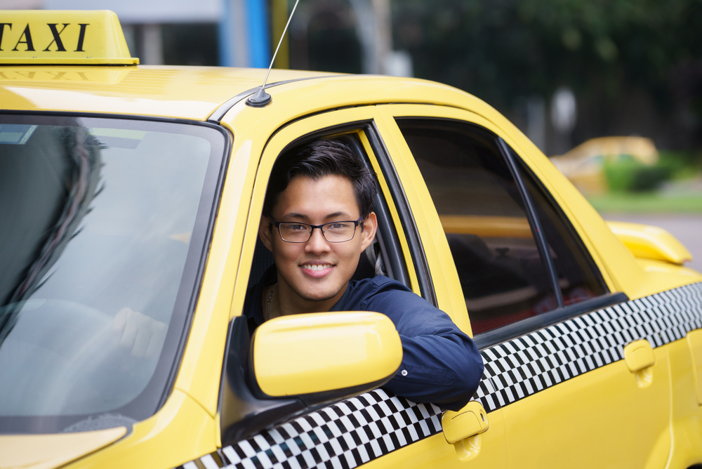 chinese taxi, things you need to know about china, things to know when visiting china