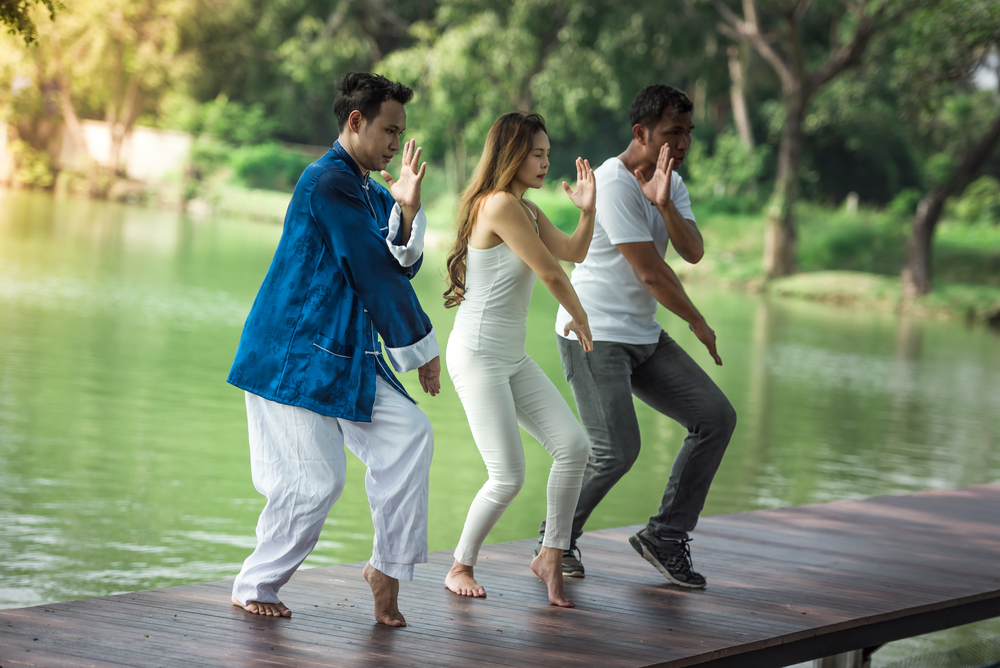 tai chi, chinese culture