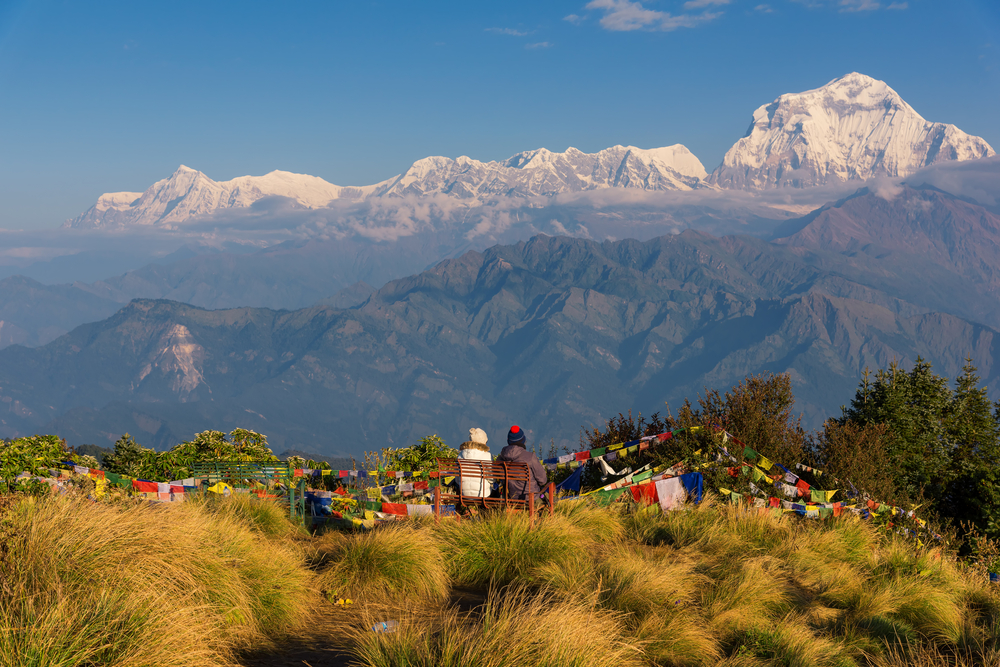 ghorepani trek 4 days, Ghorepani Poon Hill