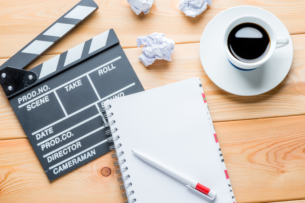 movie script writer, how to make money while traveling the world