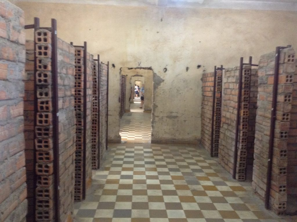Tuol Sleng Genocide Museum,