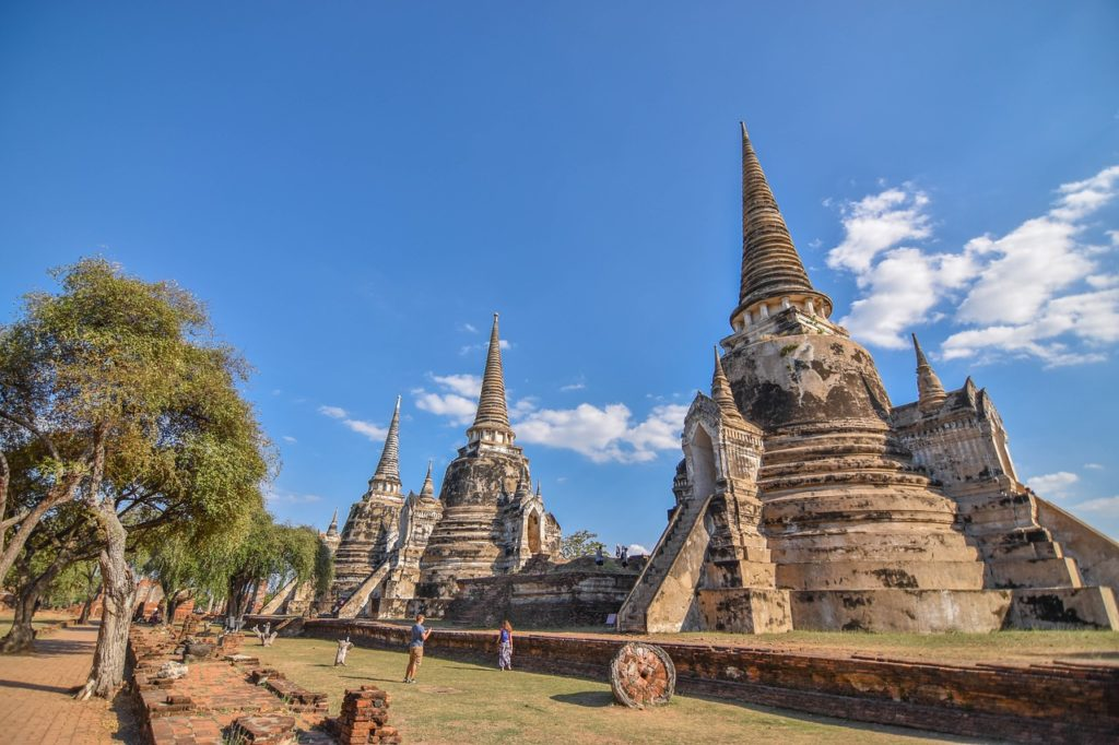 wat phra sri sanphet ayutthaya