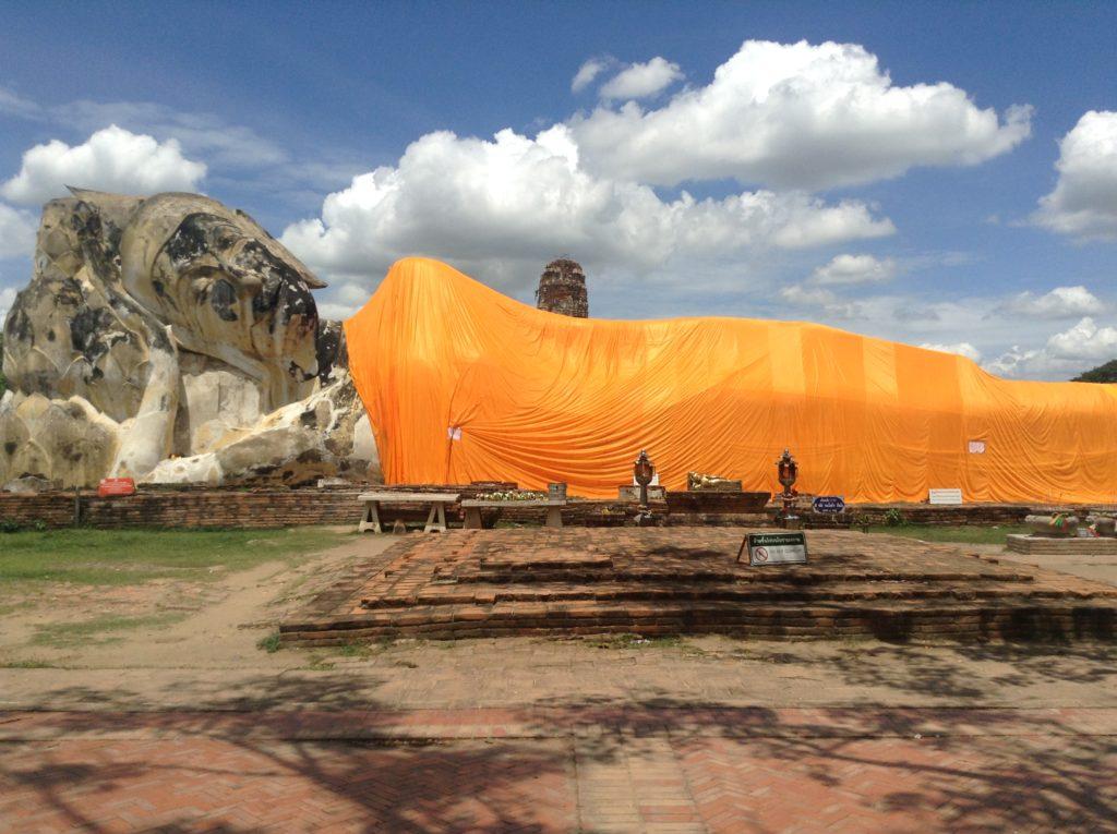 Wat Phra Sri Sanphet thailand