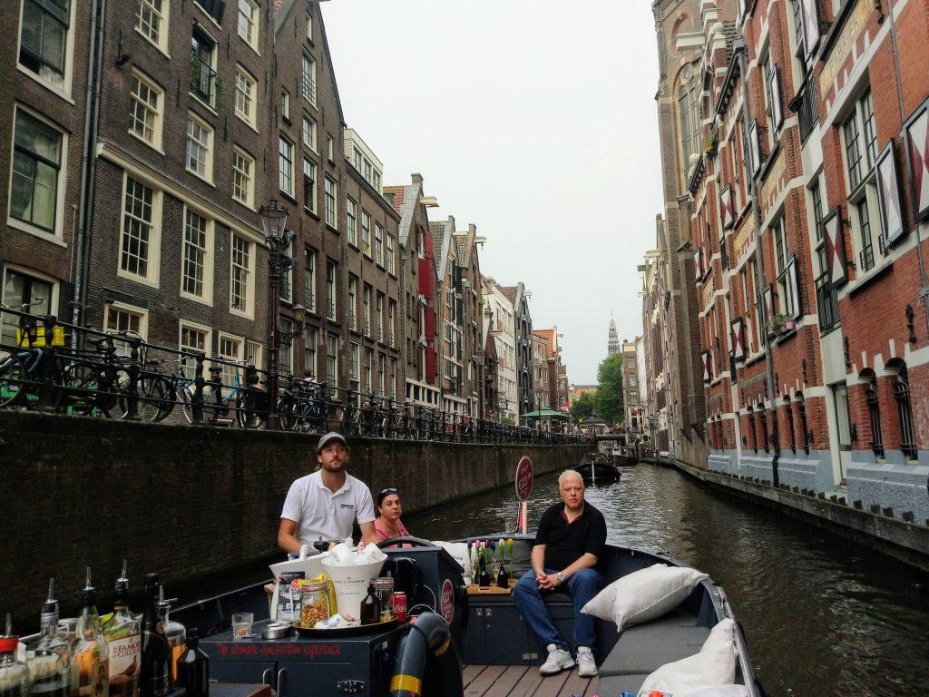 Amsterdam cruise, Amsterdam boat tour